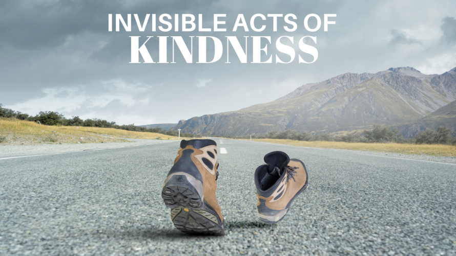 Invisible acts of kindness