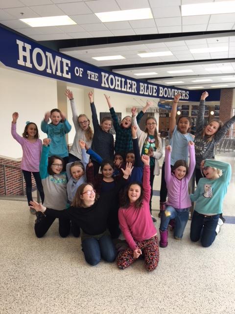 Kohler Elementary Kindness Crew