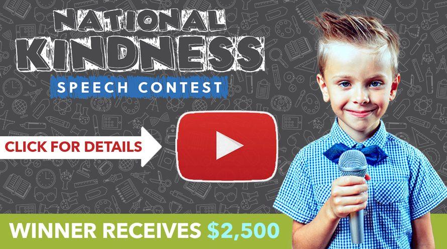 National Kindness Speech Contest
