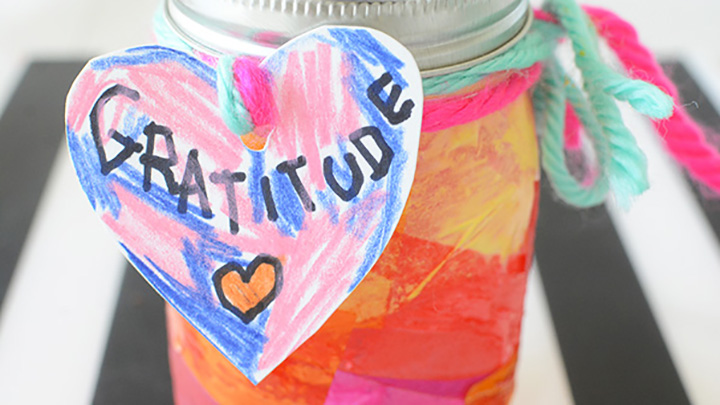 How To Create A Gratitude Jar Think Kindness
